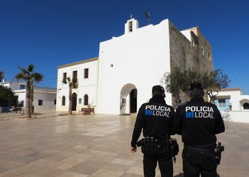 Formentera Police's permanent roster grows by four