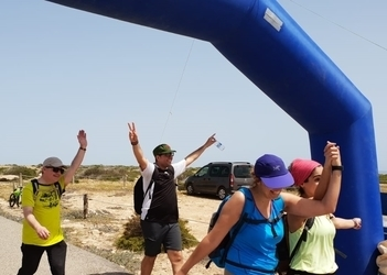 "Walkers and runners: ""De far a far"" this Sunday"