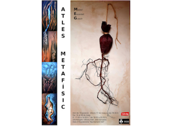 "Maribel Escandell's ""Atles Metafísic"" opens Monday"